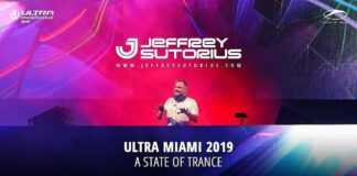 Jeffrey Sutorius live at Ultra Music Festival Miami 2019